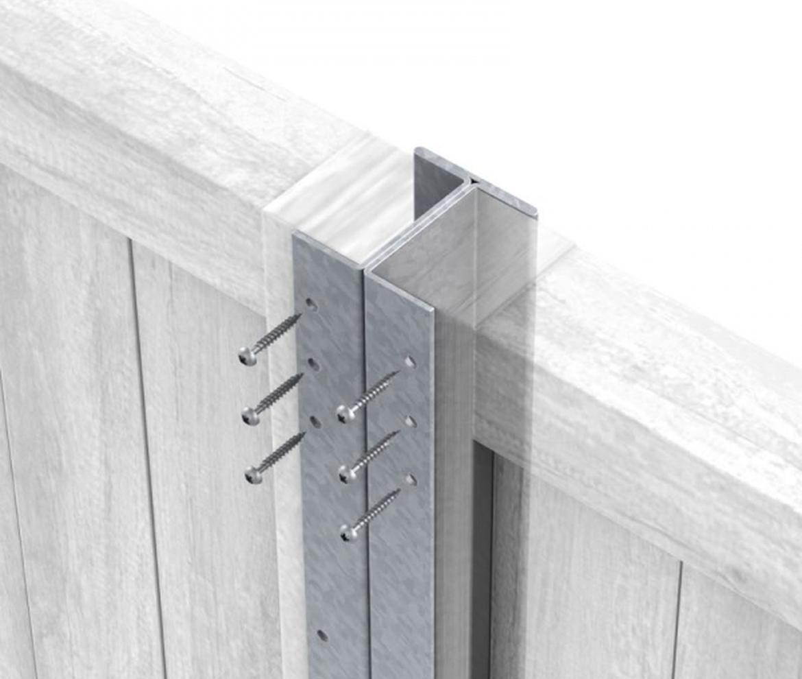 Galvanised Steel Durapost 2.7m