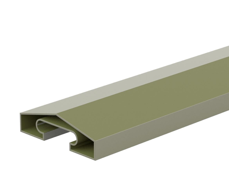 Olive Green Dura Rail 1.8m