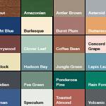 Sadolin Superdec Colours